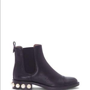 Louise et Cie Vinn Studded Chelsea boots